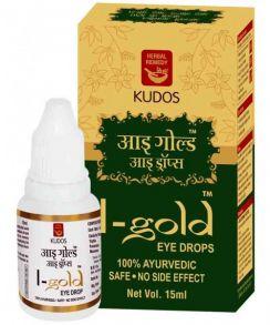 Ай-голд глазные капли I-Gold Kudos 15 ML