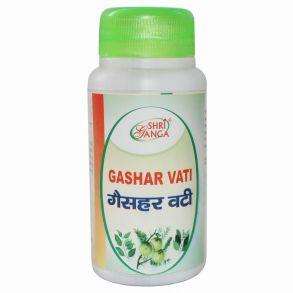 Гашар Вати (SHRI GANGA GASHAR VATI) 200 таб