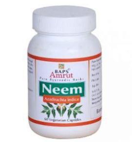Neem Veg. Capsules 60 *500 мг