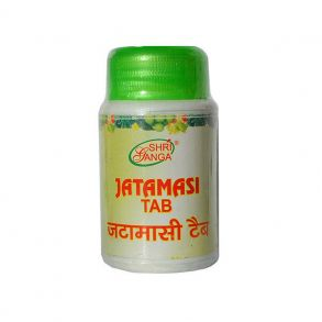 Джатаманси Шри Ганга (Jatamasi tab Shri Ganga) 60таб