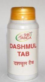 Dashmul tab, Дашамул в табл. Шри Ганга, 100 шт.