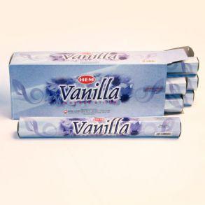 благовония HEM Hexa VANILLA ваниль