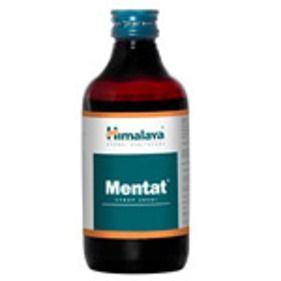 Himalaya Ментат сироп Mentat Syrup (сироп) 200 мл.