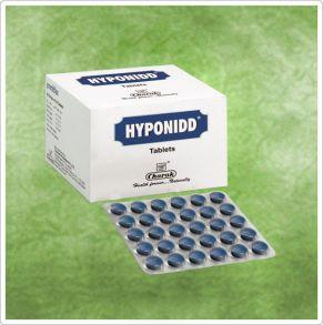 Хупонид (Hyponidd) 30таб,для лечения сахарного диабета