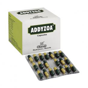 Аддизоа ADDYZOA Charak - лечение мужского бесплодия 20 кап