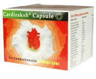 Capro лаборатория Cardiraksh капсулы,100 кап,чистка сосудов,антистресс