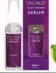 Сыворотка для волос Тричуп Trichup silky potion serum (не смывать) 50 мл.