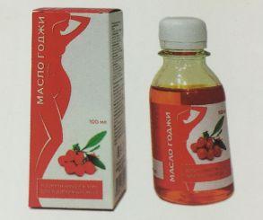Косметическое Масло Годжи,100мл