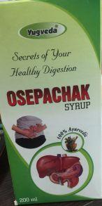 Натуральный сироп для очищения печени OSEPACHAK,200мл
