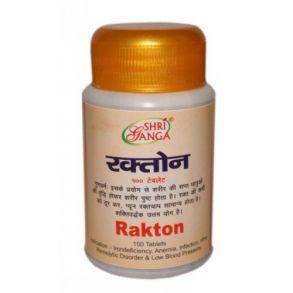 Рактон вати Шри Ганга (Rakton vati Shri Ganga) 100таб