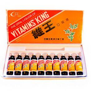 Vitamin's King (Царь-витамин)10*10мл
