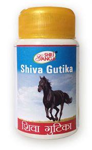 Шива Гутика Шри Ганга, Shiva Gutika Shri Ganga,50гр-100таб