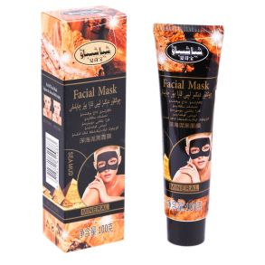 Маска пленка для лица Facial Mask Mineral Sea Mud